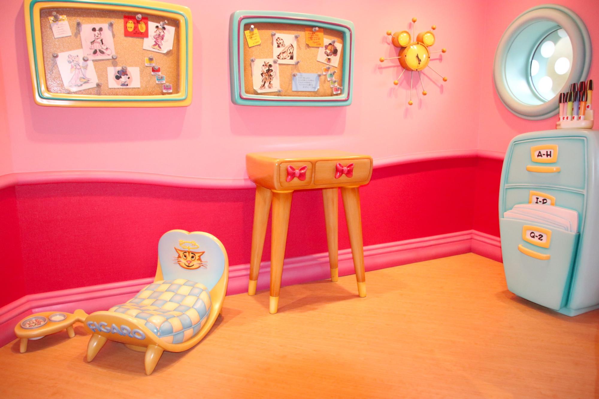ミニーのスタイルスタジオ(フィガロのベッド)