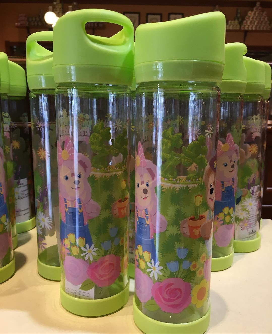 ダッフィーのプラスチックボトル