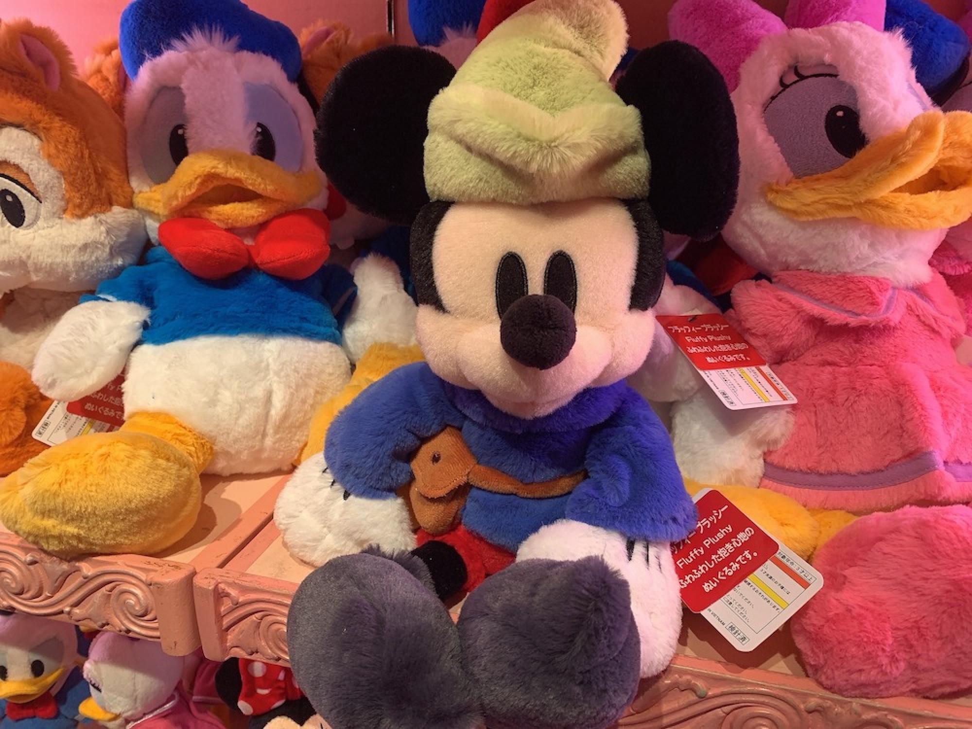 ミッキーマウス(ミッキーの巨人退治)
