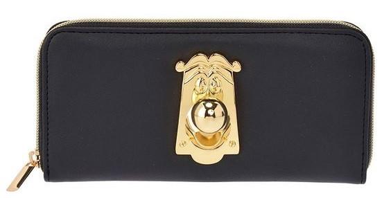 ドアノブがかわいい財布