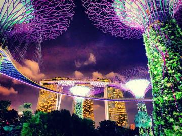【シンガポール】女子旅でおすすめの観光地5選!SNS映えするスポットに行ってみよう♪