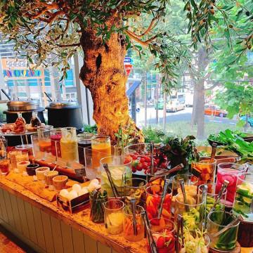 【アトレ恵比寿】おすすめランチ4選!ガッツリ系ハンバーガー&タピオカ食べ放題!オーガニックレストランも