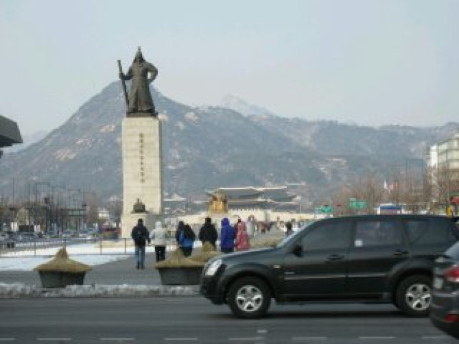 韓国 ソウル 天気 予報